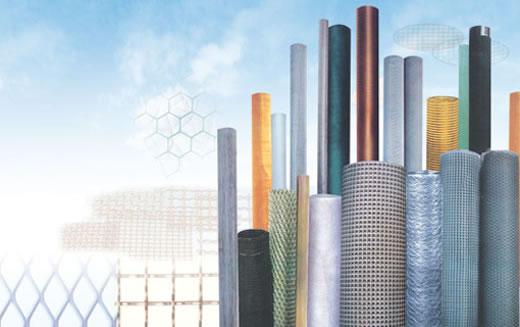 金属丝网目录主要用途分类常用术语及用途